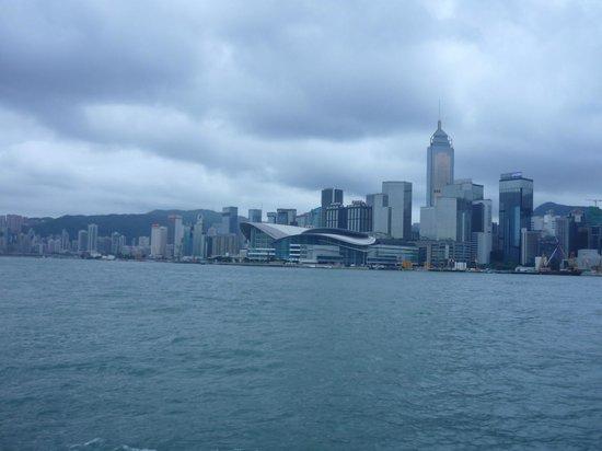 Victoria Harbour: view