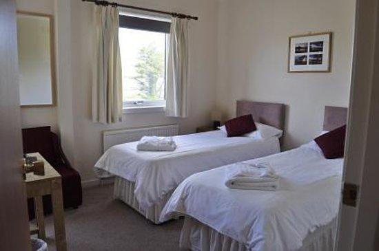 Hebridean Hotel: Twin Room