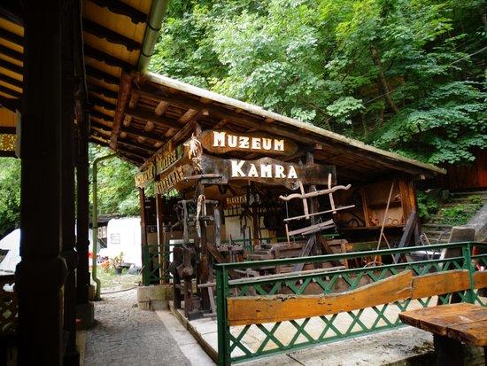 Zugligeti Niche Camping: La salle à manger extérieur