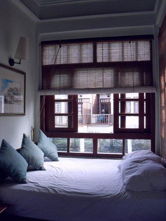 Avillion Port Dickson: Window bay day bed