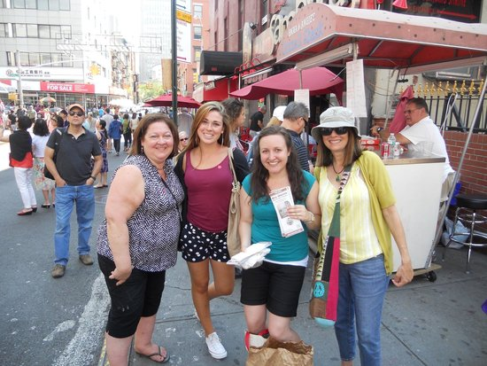 Big Onion Walking Tours : With Erin in Little Italy!