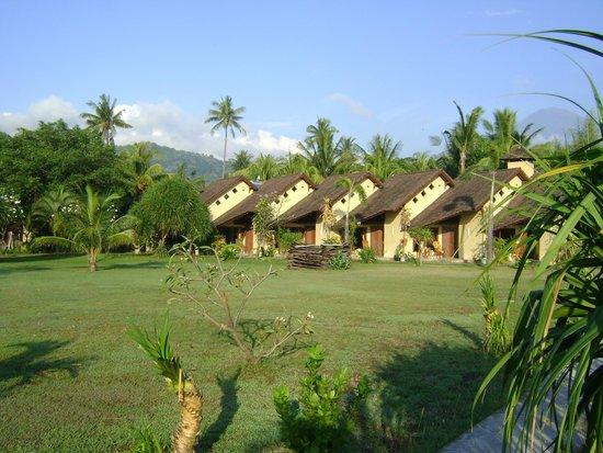 Hôtel Uyah Amed & Spa Resort : l'hôtel