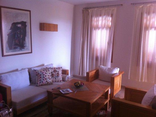 Lycia Hotel: oturma bölümü