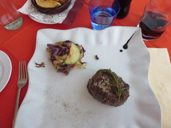 Restaurante Asador 240: Fillet steak