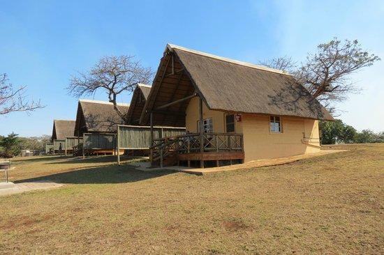 Mpila Camp : chalet at Mpila