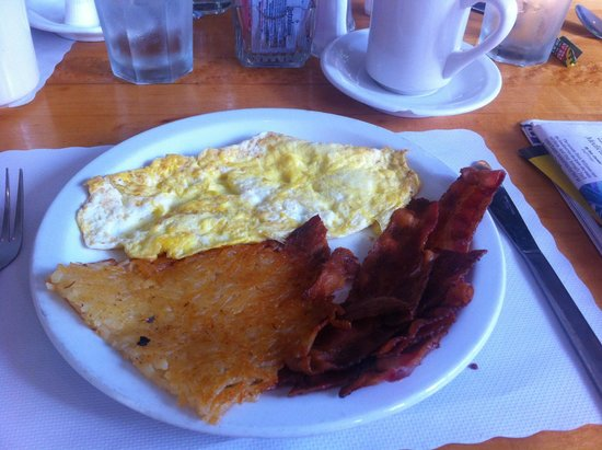 Ramada Augusta Downtown Hotel & Conference Center: Breakfast