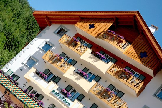 Rio Stava Family Resort & Spa : family hotel