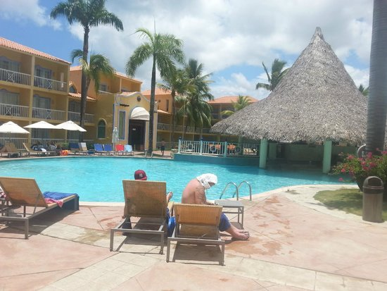 VH Gran Ventana Beach Resort: Same time on Wed morn 11 am