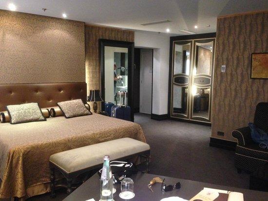 Aqua Palace Hotel: Suite junior