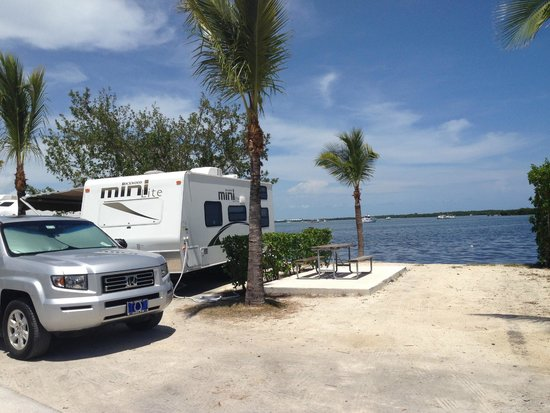 Boyd's Key West Campground : water site