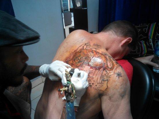 Dilang Bali Tour: Tattoo