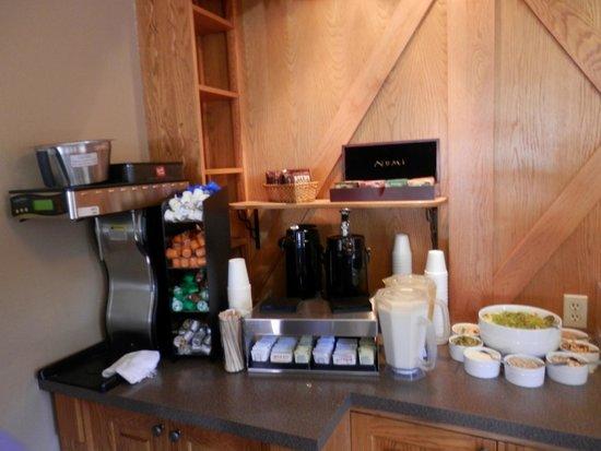 Obertal Inn: breakfast