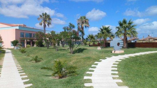 Vila Baleira Porto Santo: View from the Beach Club