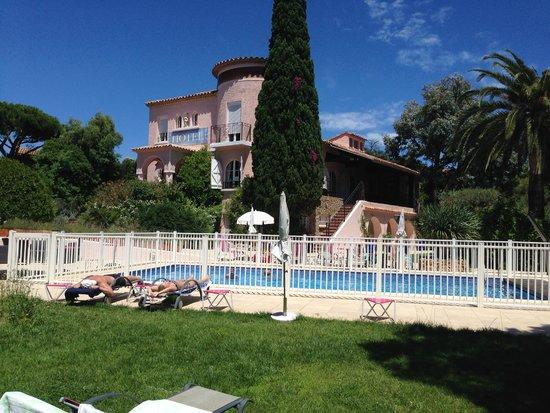 Hotel Villa Des Anges Sainte Maxime