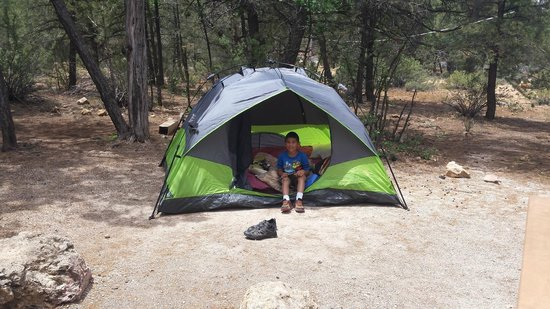 Mather Campground: Site 27