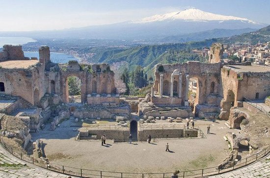 Private Tours of Sicily