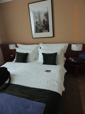 Best Western Premier Hotel Slon: apartamento