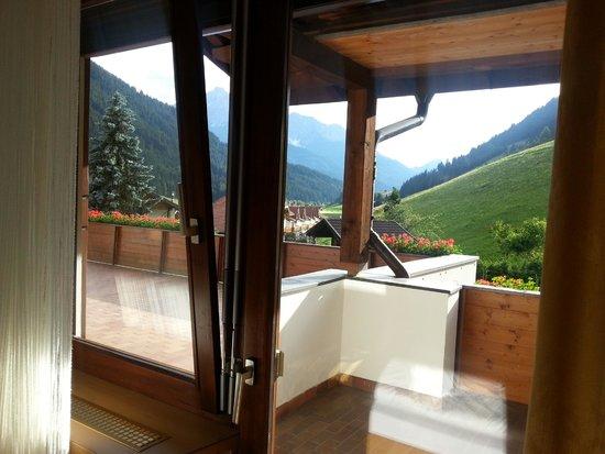 Hotel & Residence Rainer Eggele: terrazza