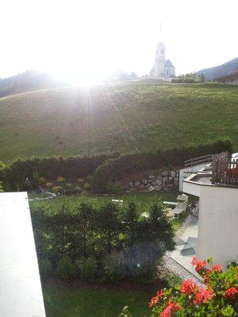 Hotel & Residence Rainer Eggele: tramonto