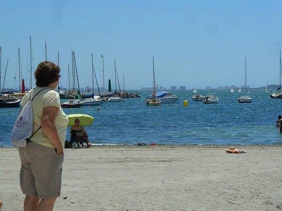 Hotel Cristina: Full seascape