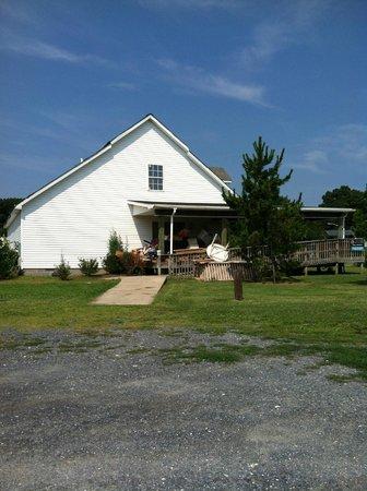 Harrison's Chesapeake House: next door