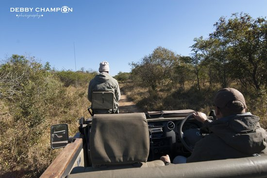 Waterbuck Game Lodge: Game Drive