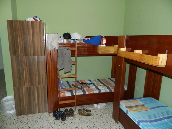 Boho Hostel : Rum