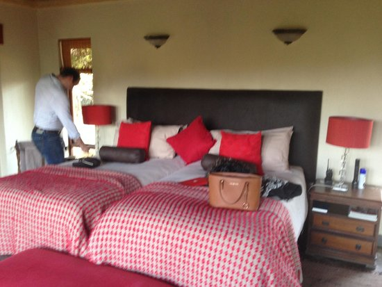 Waterbuck Game Lodge: Room