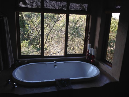 Waterbuck Game Lodge: Bathroom