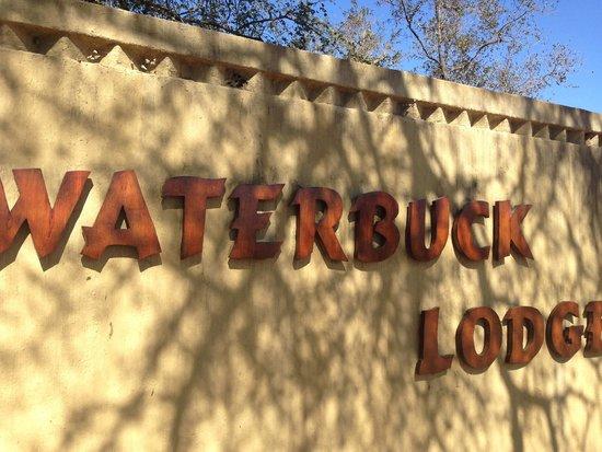 Waterbuck Game Lodge: Waterbuck Lodge