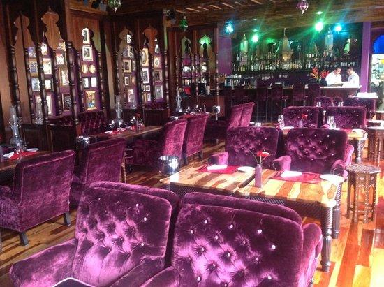 Nayara Resort Spa & Gardens: Amor Loco Restaurant
