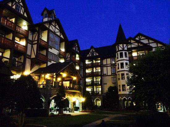 The Inn at Christmas Place : Best hotel ever