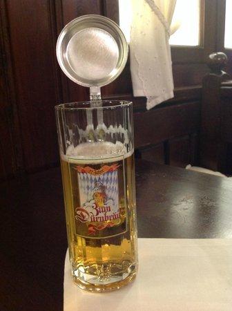 Zum Durnbraeu : Excellent German Beer