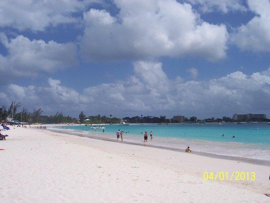 The Boatyard: The beach