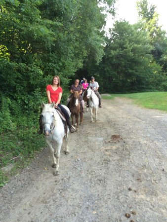 Rocking Horse Ranch Resort: Hourse Backriding Trail