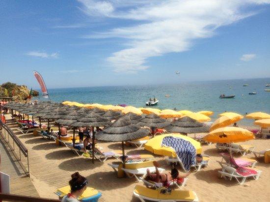 Hotel Montechoro: Playa da Aura beach