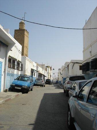 Kasbah des Oudaias : Main street