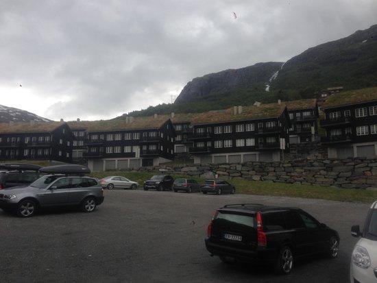 Roldalsterrassen : Отель