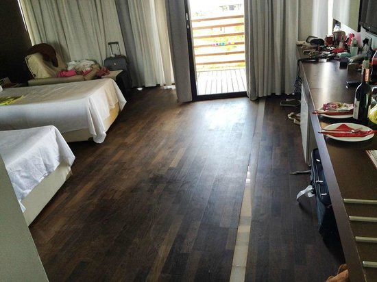 Kervansaray Lara Hotel : twin room