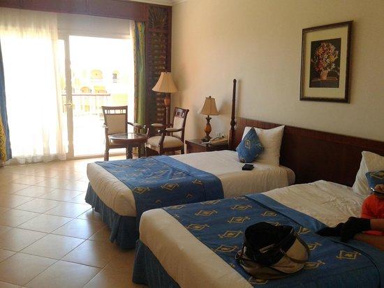 Caribbean World Resorts Soma Bay: Nice and big room