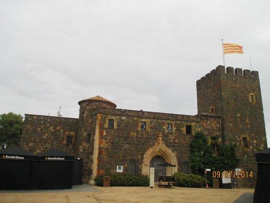 Jardi Botanic de Cap Roig: Le Castillo