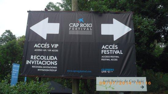 Jardi Botanic de Cap Roig: Festival Musical de Cap Roig