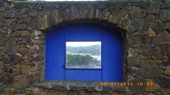 Jardi Botanic de Cap Roig: Mirador de la Lady