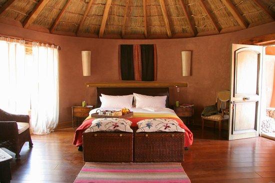 Awasi Atacama - Relais & Chateaux: Superior Round Suite
