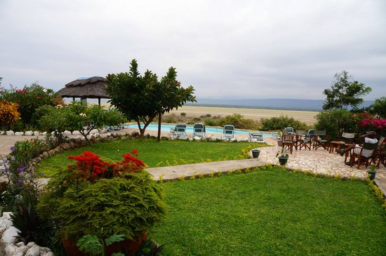 Manyara Wildlife Safari Camp: Lovely view