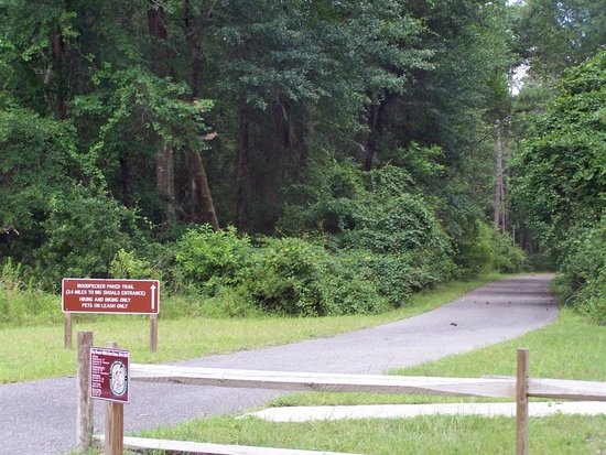 Big Shoals State Park: The beginning of our journey