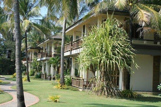 Sunny Paradise Resort : Schöne große Zimmer im Haupthaus