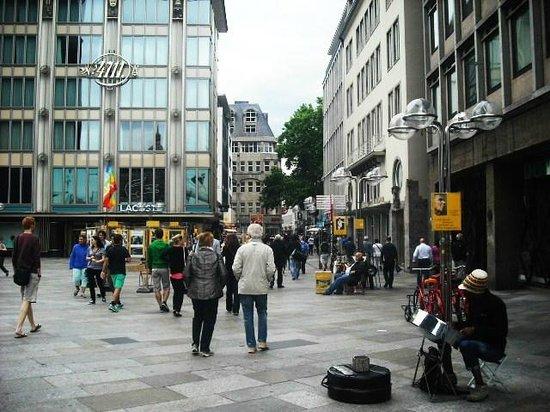 Die Wohngemeinschaft Hostel: City centre