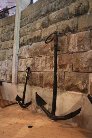 Vasa-Museum: Anker