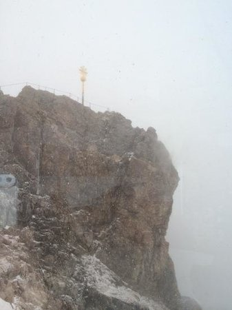 Zugspitze : el pico